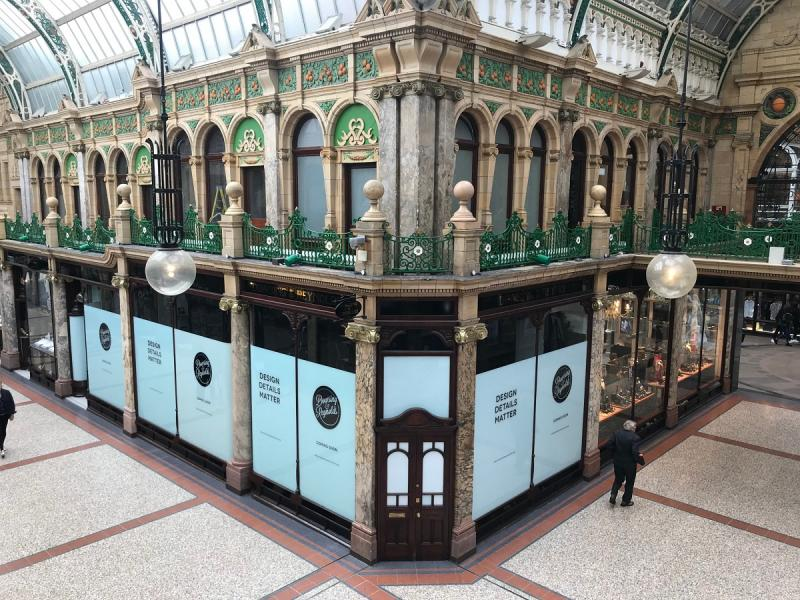 Dowsing Reynolds Reveals Preview Of Its First Interiors Store In Victoria Quarter