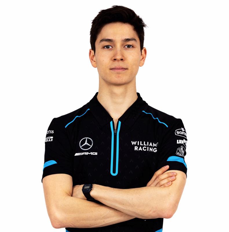 The British-Korean Jack Aitken will make his F1 debut in Bahrain for Williams