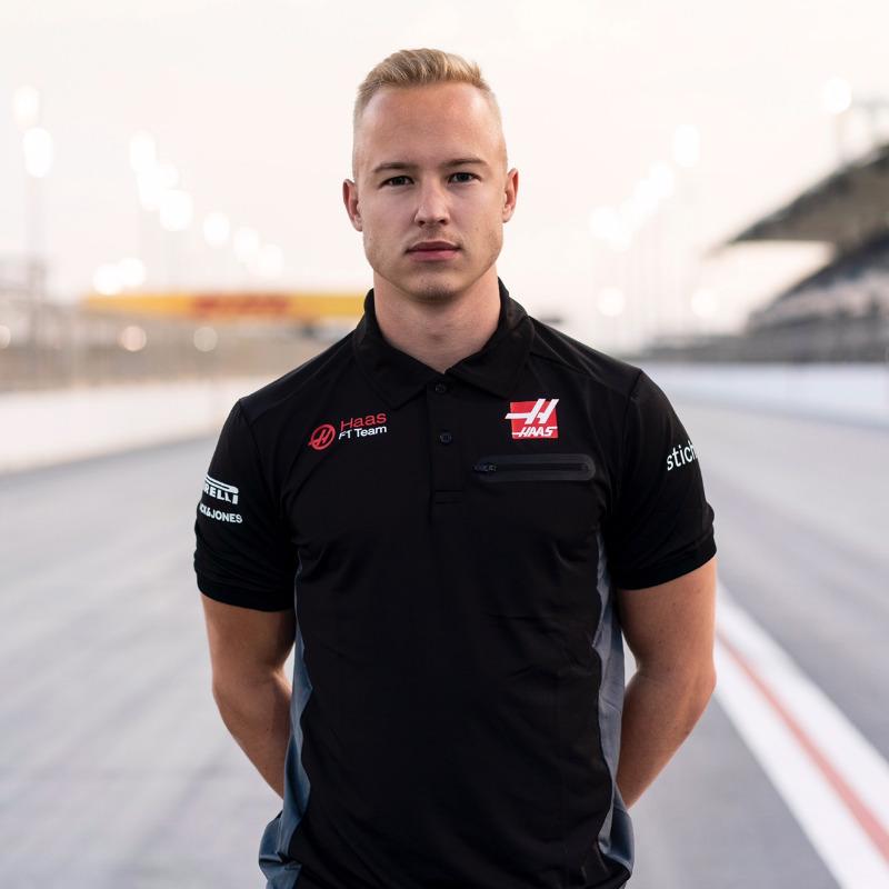 Russian Nikita Mazepin moves up to F1 next season