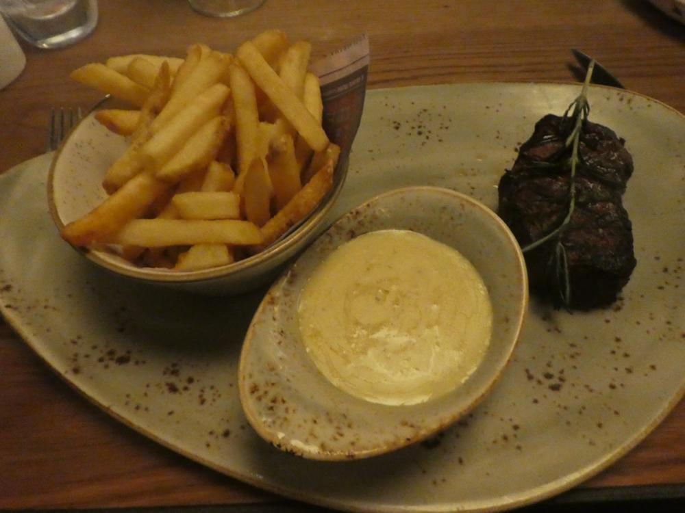 Aberdeen Angus and Hereford Fillet steak