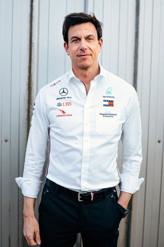 Mercedes boss Toto Wolff is a big admirer and close friend of Vettel