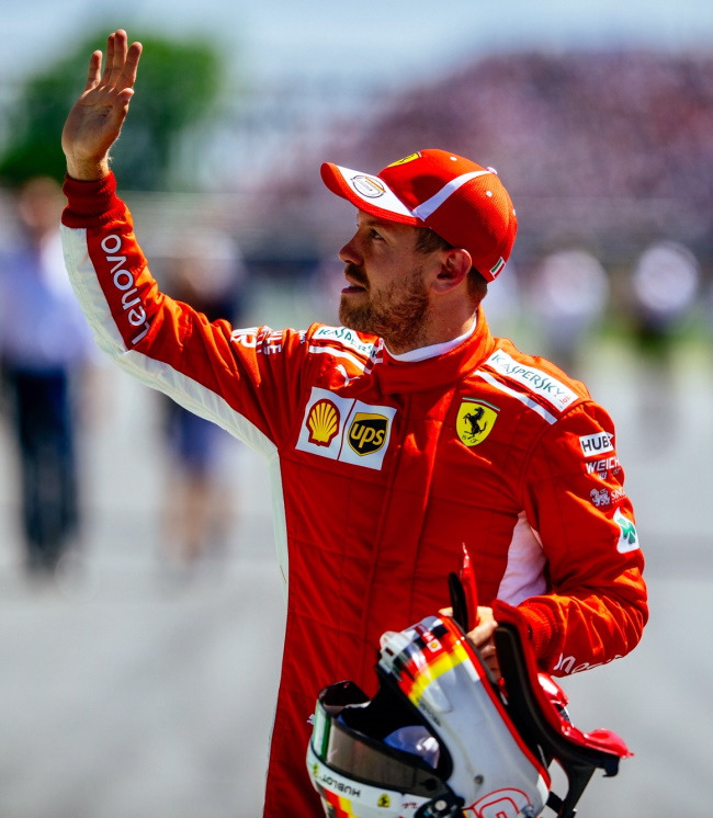 Mercedes for Vettel or will he wave goodbye to F1?