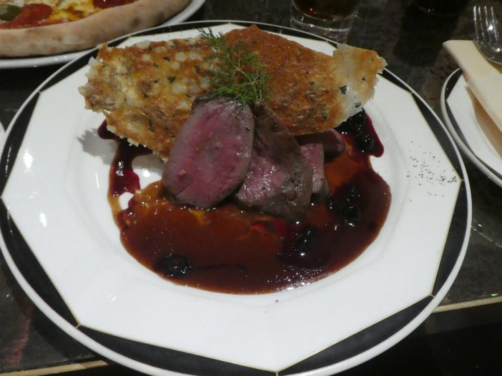 Venison Haunch Steak