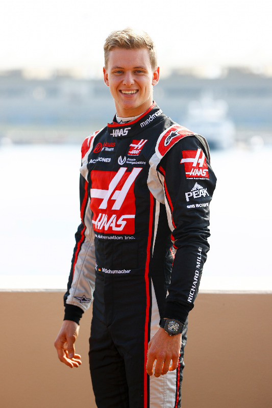 Mick Schumacher will follow in the footsteps of his father Michael 30 years ago