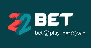 22bet Sport Casino Logo