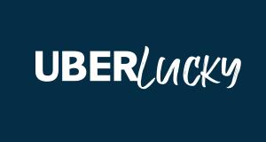 Uber Lucky Logo