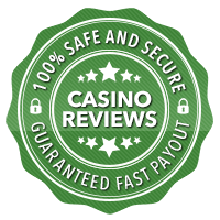 Safe and Secure Guaranteed Fast Payout Casino Review Seal