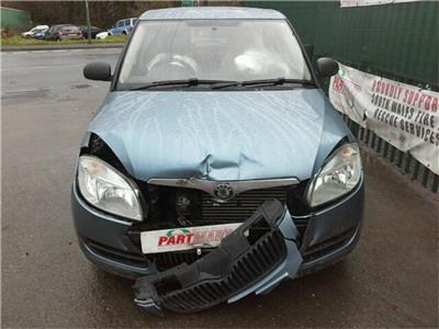 2009 Skoda Fabia 5 Door Hatchback