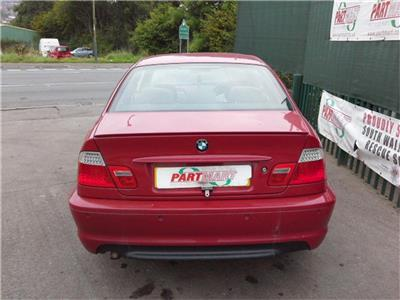 BMW 3 SERIES 320 CD M SPORT