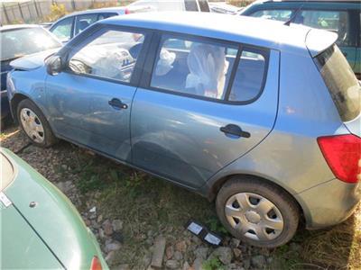2009 Skoda Fabia 5 Door Hatchback
