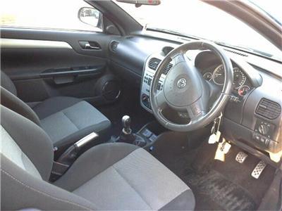 2005 Vauxhall Tigra 2 Door Cabriolet