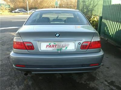 BMW 3 Series 318 CI ES