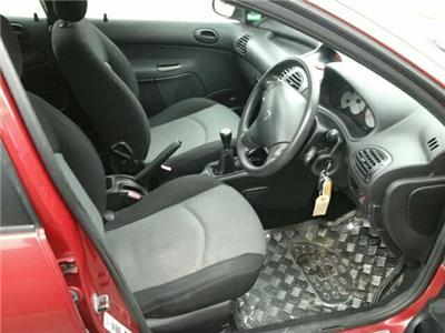 Peugeot 206 S