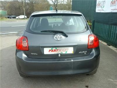 2008 Toyota Auris 5 Door Hatchback