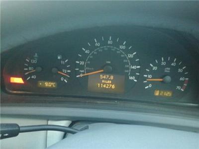 2000 Mercedes-Benz CLK Class 2 Door Coupe