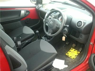 2014 Citroen C1 3 Door Hatchback