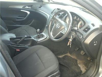 Vauxhall Insignia Exclusiv