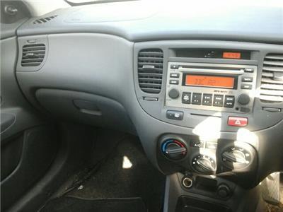 2008 Kia Rio 5 Door Hatchback