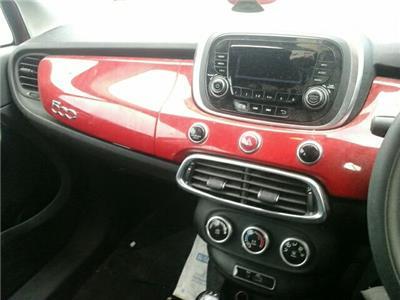 2015 Fiat 500X 5 Door Hatchback
