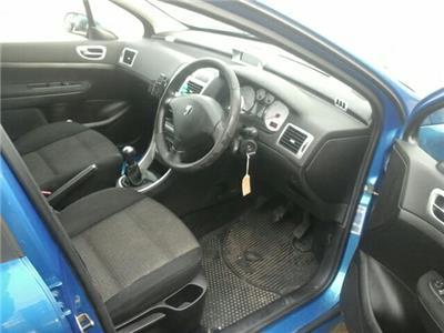 2007 Peugeot 307 5 Door Hatchback