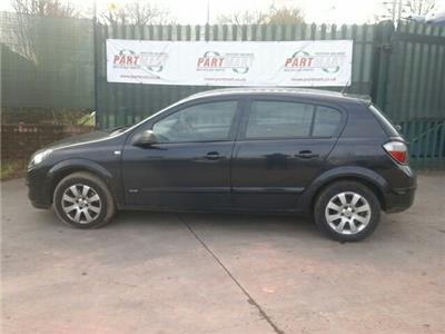 2005 Vauxhall Astra 5 Door Hatchback