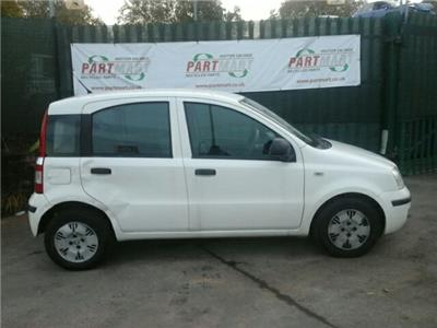 2010 Fiat Panda 5 Door Hatchback