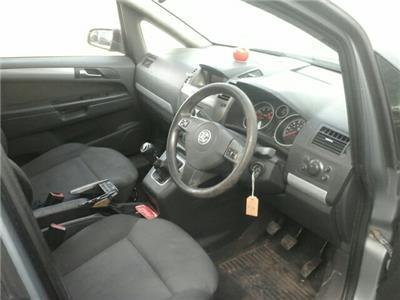 2006 Vauxhall Zafira M.P.V.