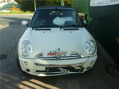2006 MINI Convertible 2 Door Cabriolet
