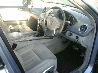 2007 Mercedes-Benz M Class 5 Door 4x4