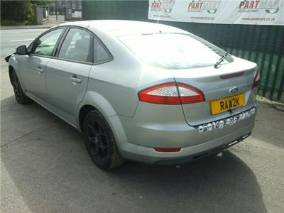 2008 Ford Mondeo 5 Door Hatchback