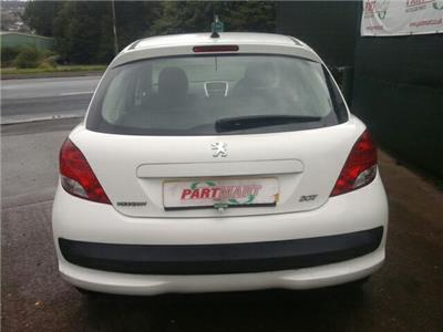 2010 Peugeot 207 5 Door Hatchback