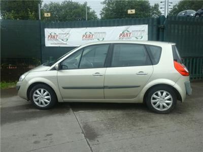 2007 Renault Scenic M.P.V.