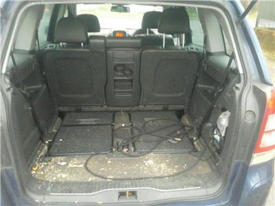 2010 Vauxhall Zafira M.P.V.
