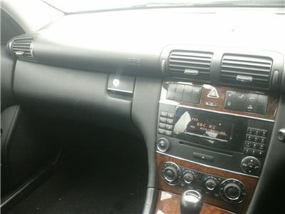 2005 Mercedes-Benz C Class 4 Door Saloon
