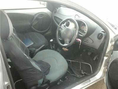 2007 Ford Ka 3 Door Hatchback