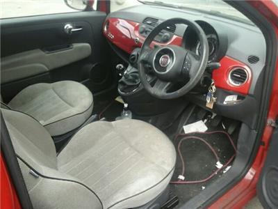 2009 Fiat 500 3 Door Hatchback