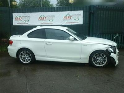 2011 BMW 1 Series 2 Door Coupe