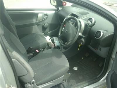 2005 Peugeot 107 3 Door Hatchback