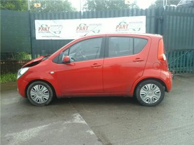 2009 Vauxhall Agila 5 Door Hatchback