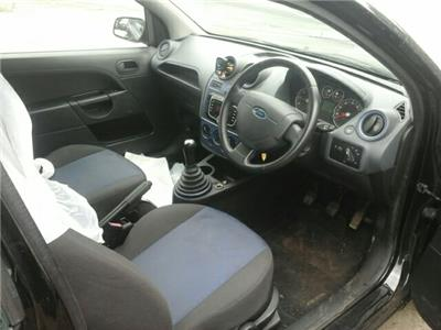 2008 Ford Fiesta 3 Door Hatchback