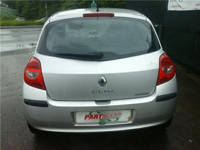2007 Renault Clio 5 Door Hatchback