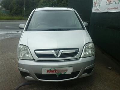 2008 Vauxhall Meriva 5 Door Hatchback