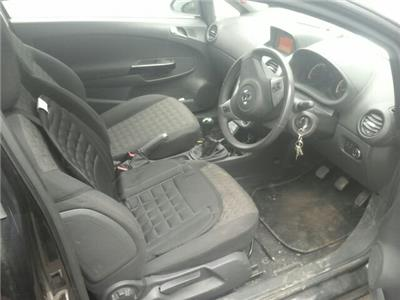 2013 Vauxhall Corsa 3 Door Hatchback