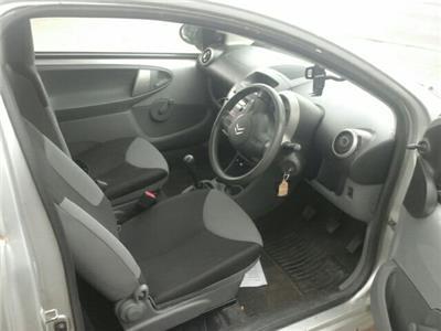 2012 Citroen C1 3 Door Hatchback