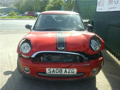 2008 MINI Mini 3 Door Hatchback
