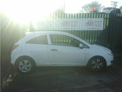 2010 Vauxhall Corsa 3 Door Hatchback