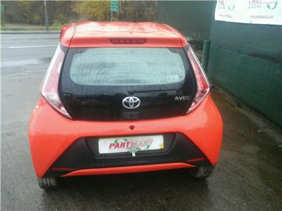 2016 Toyota Aygo 3 Door Hatchback