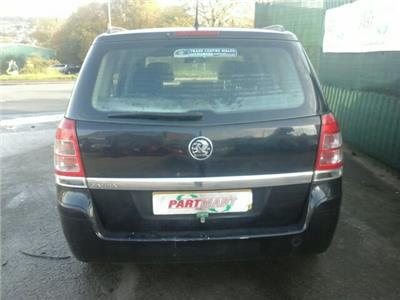 2008 Vauxhall Zafira M.P.V.