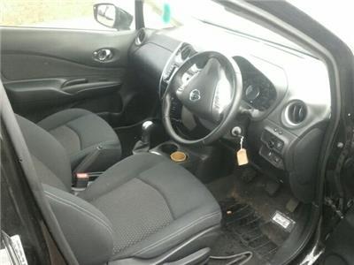 2017 Nissan Note 5 Door Hatchback