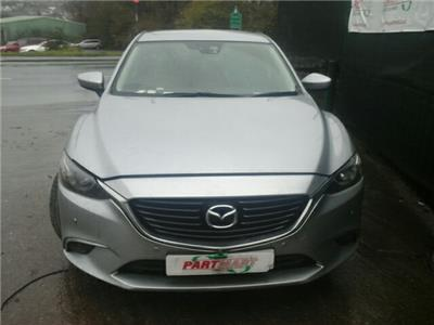 2015 Mazda 6 4 Door Saloon